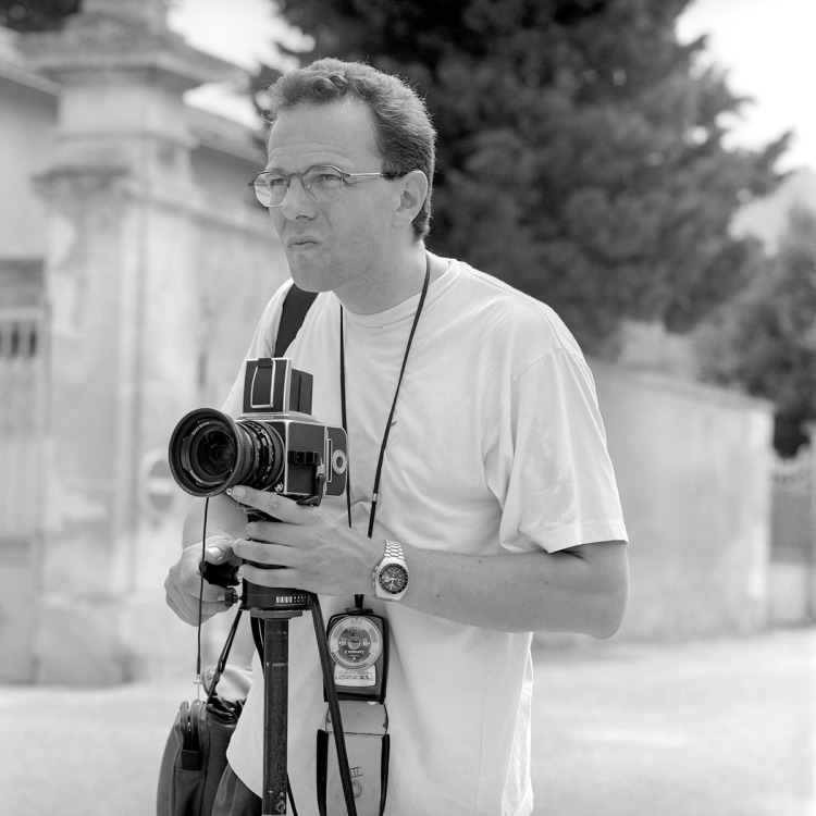 Making Of, k.e in Saint-Rémy-de-Provence, 1993