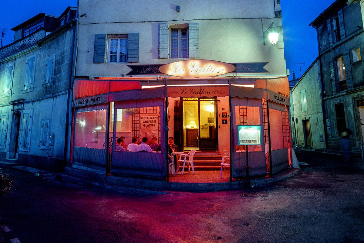Die Provence, Arles Nachtcafé