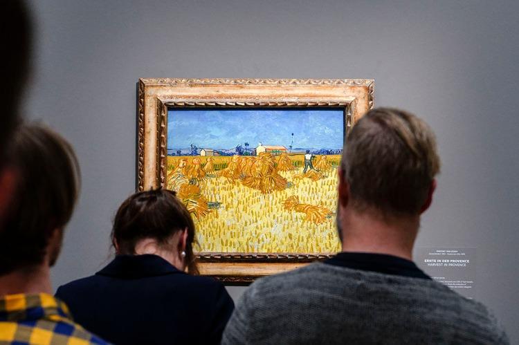 Staedelmuseum Frankfurt 2019