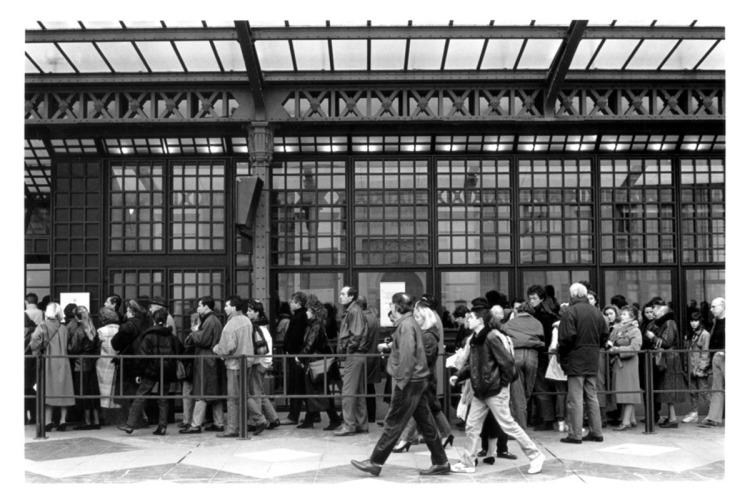 Musée d´Orsay, Paris 1988